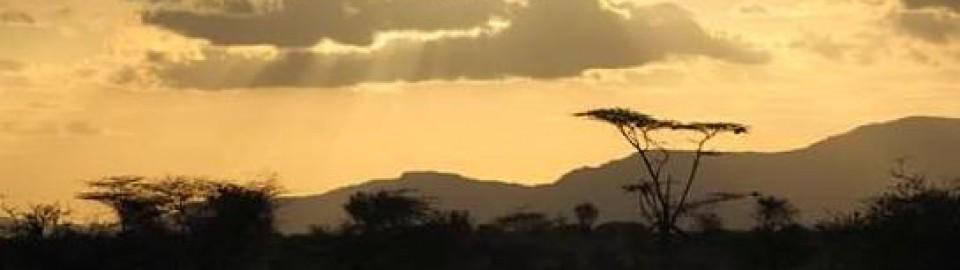 Walking in Kenya (part 1)