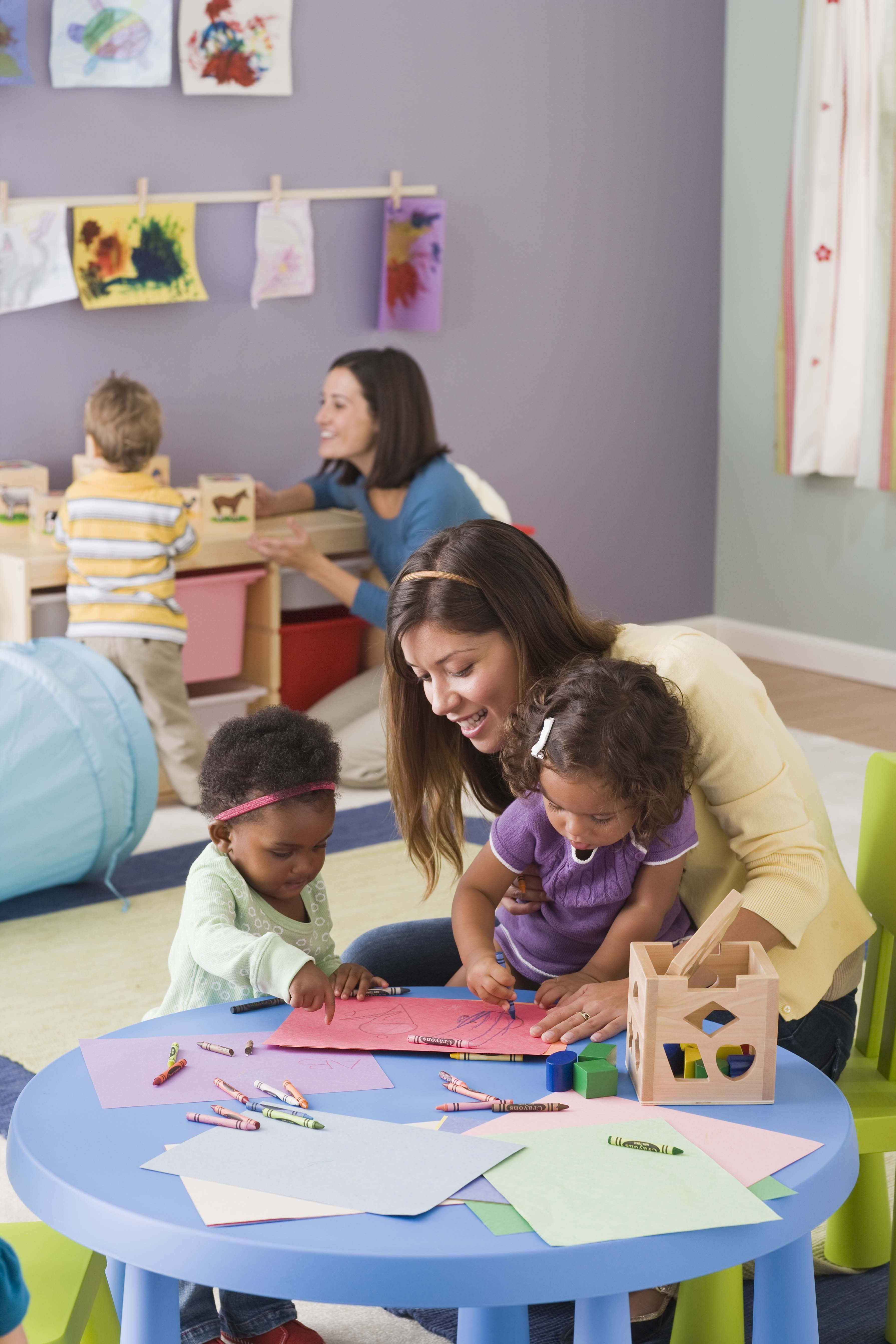 toddler child care center
