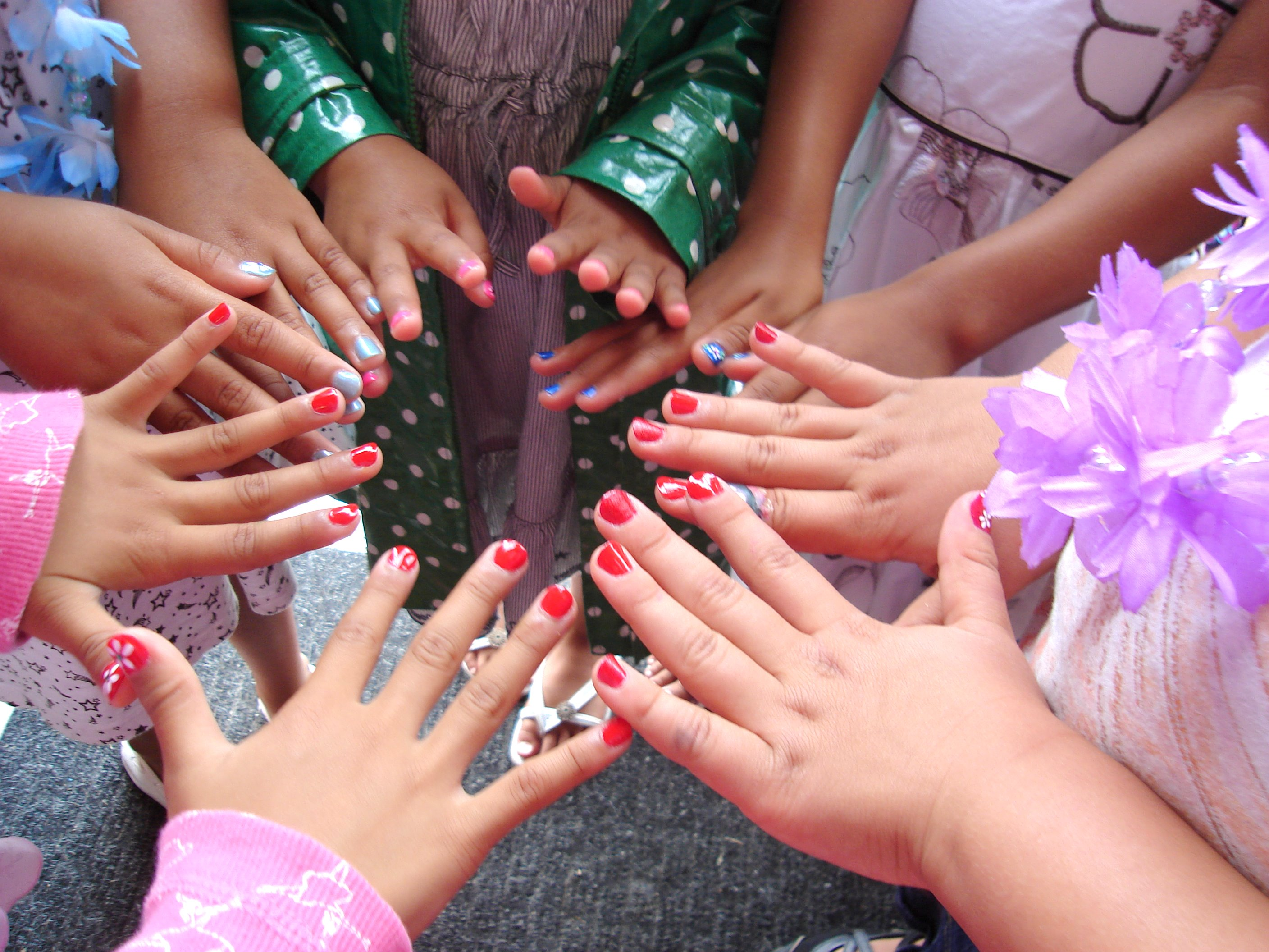 Planning a Nail Salon Birthday Party • Live Big. Love Deep.