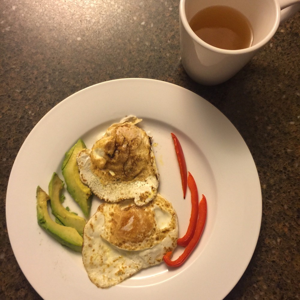 Whole30 breakfast