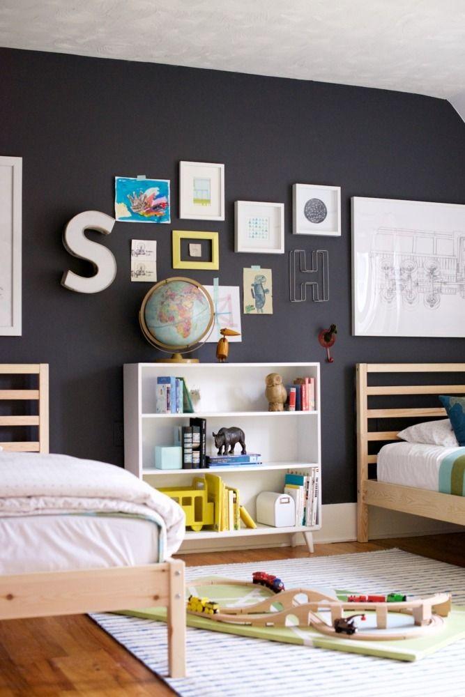 Domino bedroom