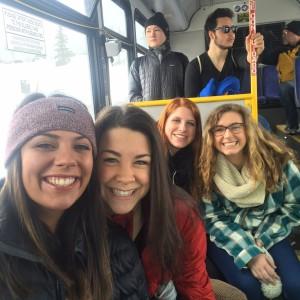 bus to Aspen