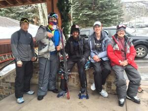 last ski day
