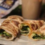 Zucchini Hummus Wraps: #HummusMadeEasy