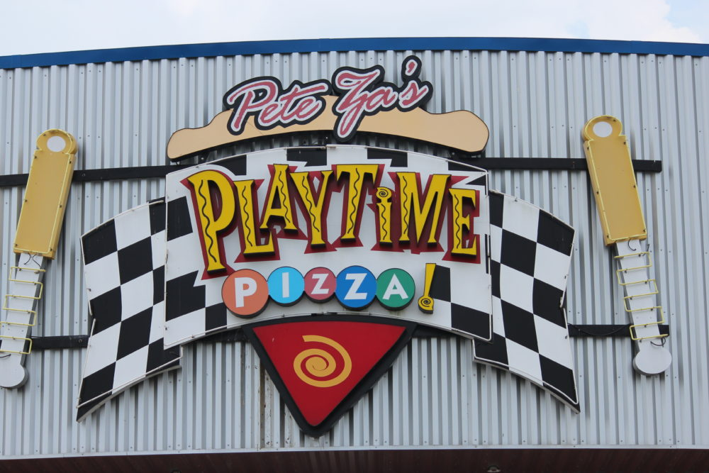 Playtime Pizza