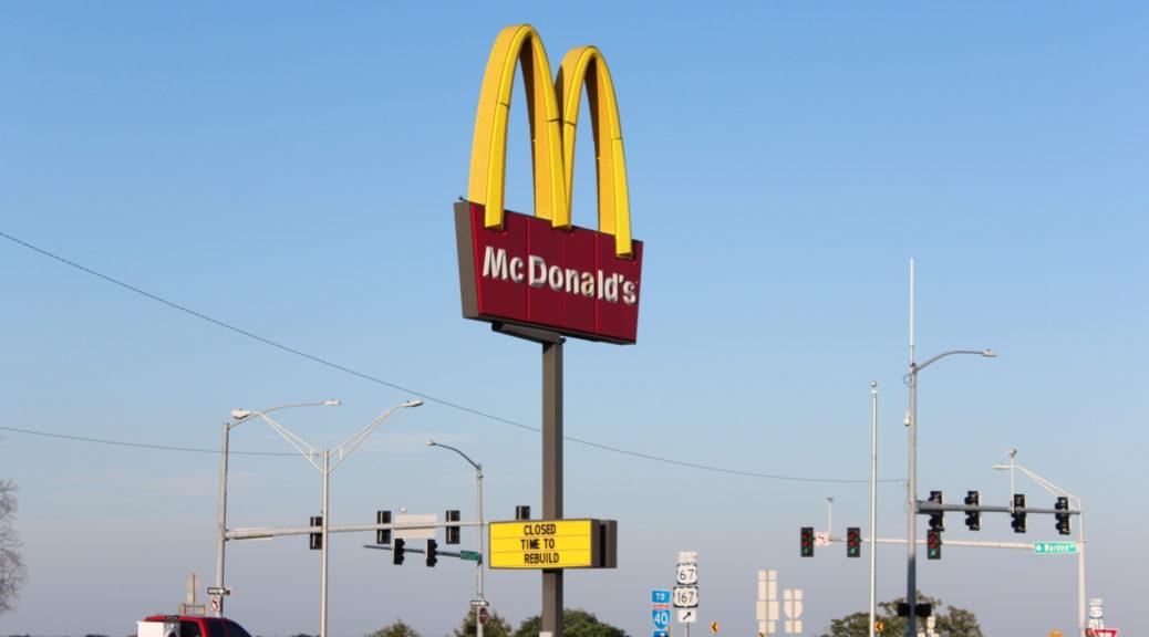 McDonalds on McCain 3