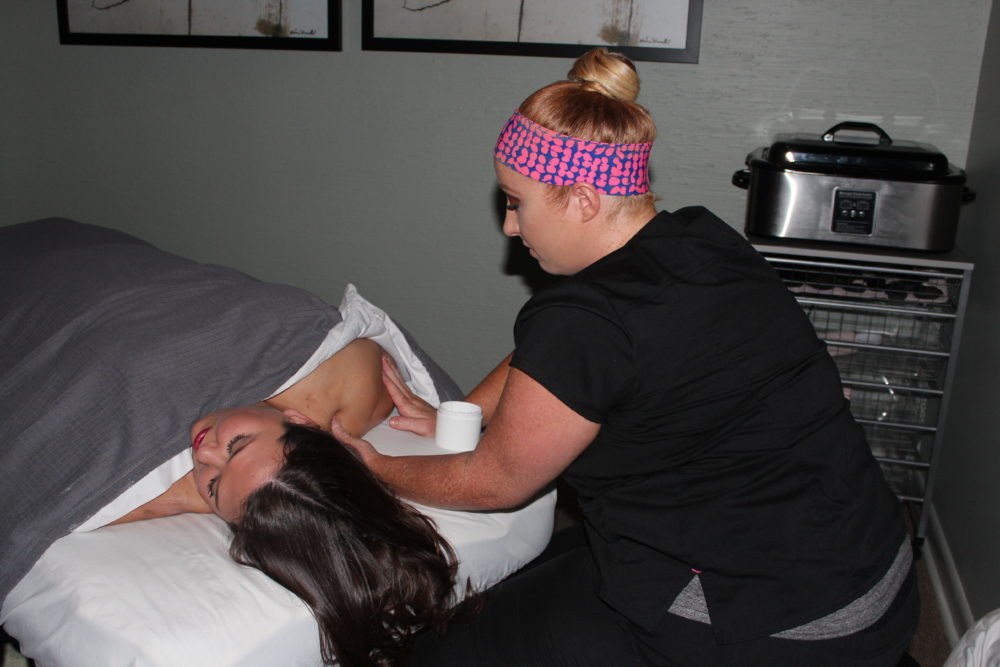 Rejuvenation Clinic Day Spa massage