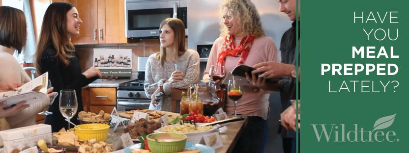 Wildtree meal prep workshop