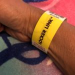 Locker Link Wrist Band at Wild River Country